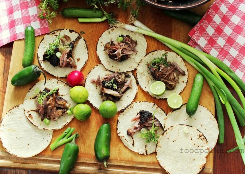 Carnitas taco kit...