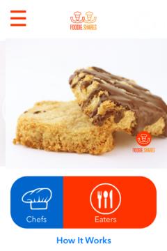 foodie shares cookies