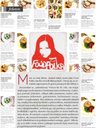 SMAQ food polka column