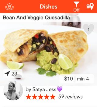 Mobile App Content Chef