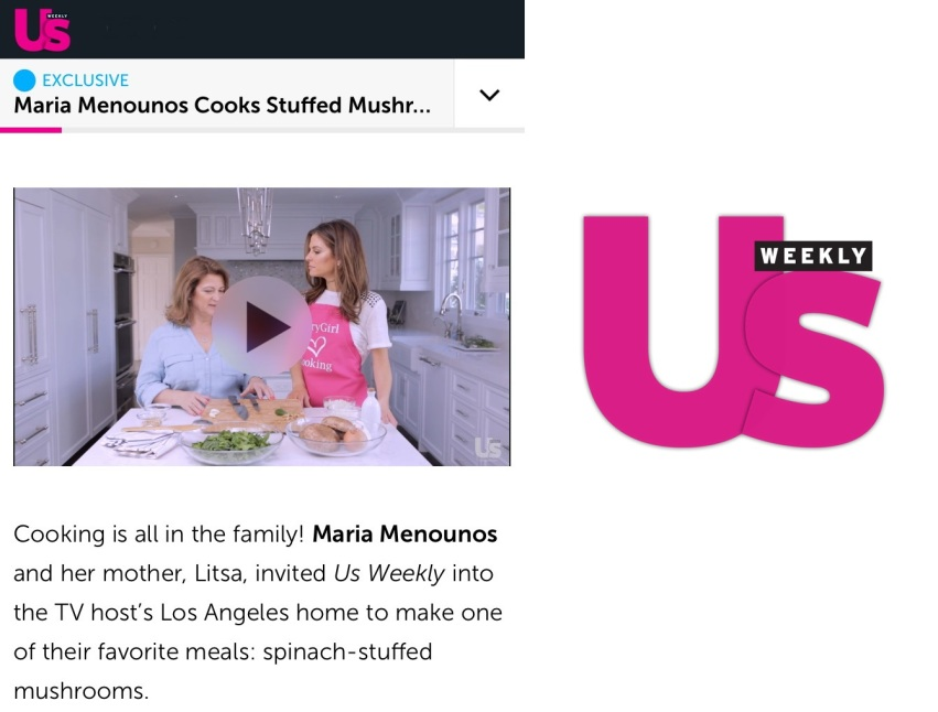usweekly Maria Menounos banner
