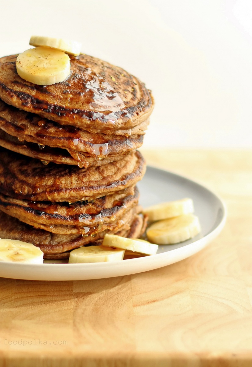 A Hollywood celebrity mom makes these pancakes for her children