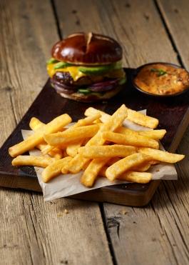 Weston Lambs food stylist Coated_Steak_Fries_burger_F