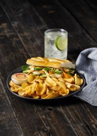 Weston Lambs food stylist Potato_Dippers_with_sandwich_F
