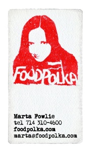 Contact Food Polka